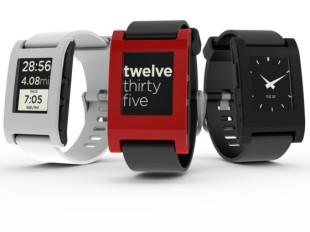 Pebble-Smartwatch