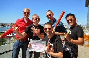 Sfuncube Solar Hackathon Ice Cream Ohmmeter Team Photo